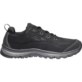 Keen Terradora Leather Sneakers Women Black/Raven
